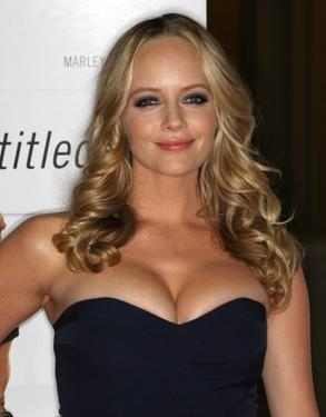 Marley Shelton at the California premiere of &quot;(Untitled).&quot;